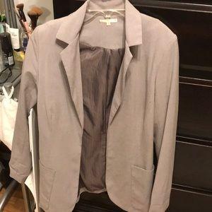 Matty M Grey blazer